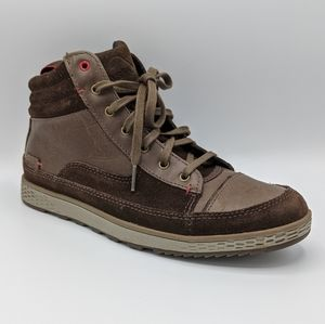 Cushe Burnside UM01625 Sz 7 Lace Up Sneakers